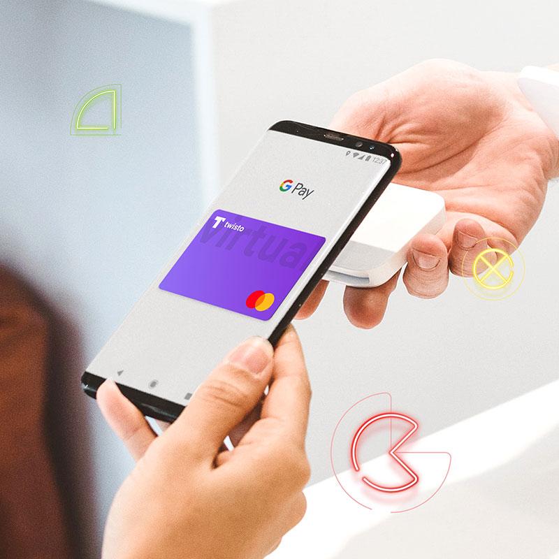 Obrázek virtuální karty
