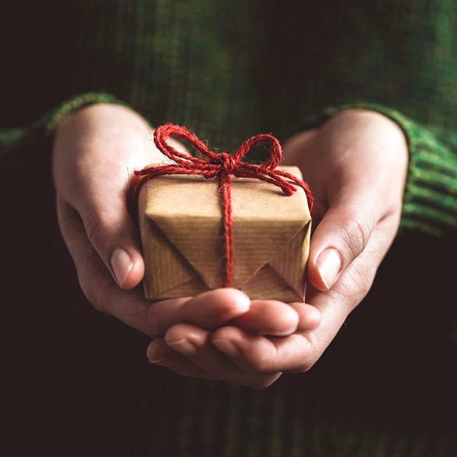 Platba společného dárku
