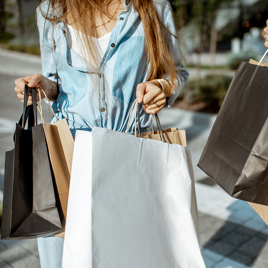 Splitnutí rodinného nákupu